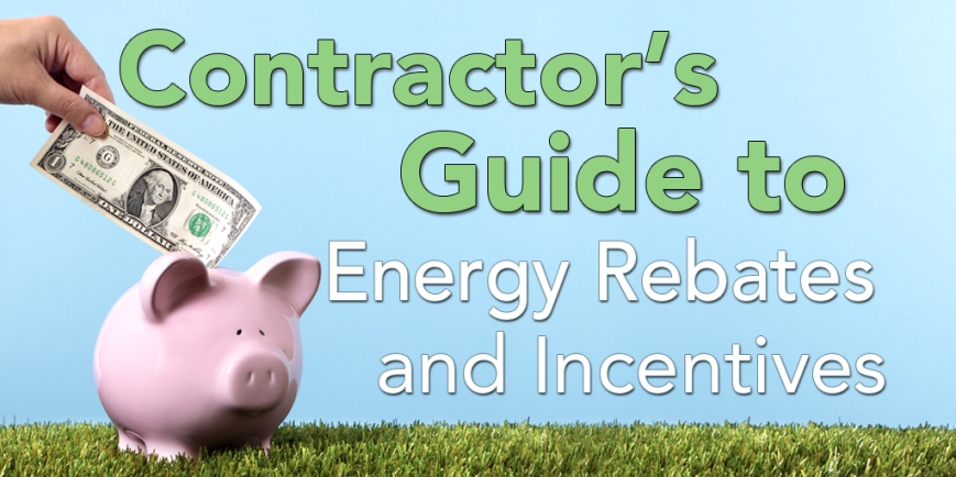 How Energy Rebates and Incentives Work