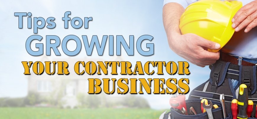 How to Grow Your Contractor Business