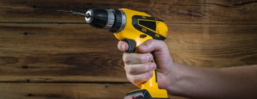 Electric Drill - Essential Tools