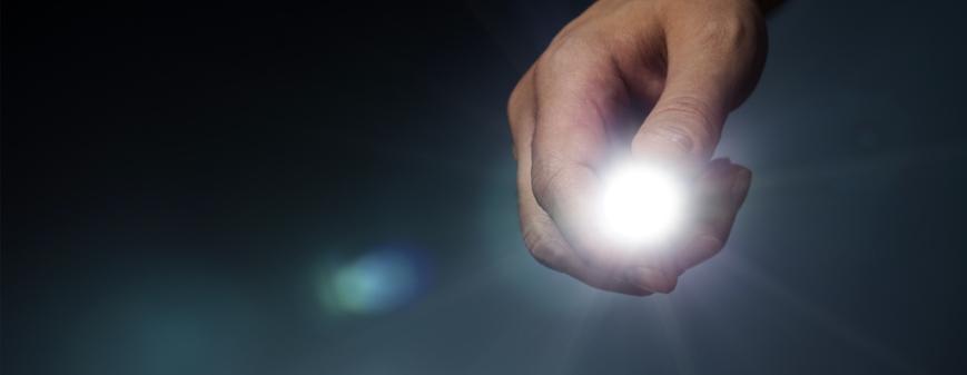 Flashlight - Essential Tools