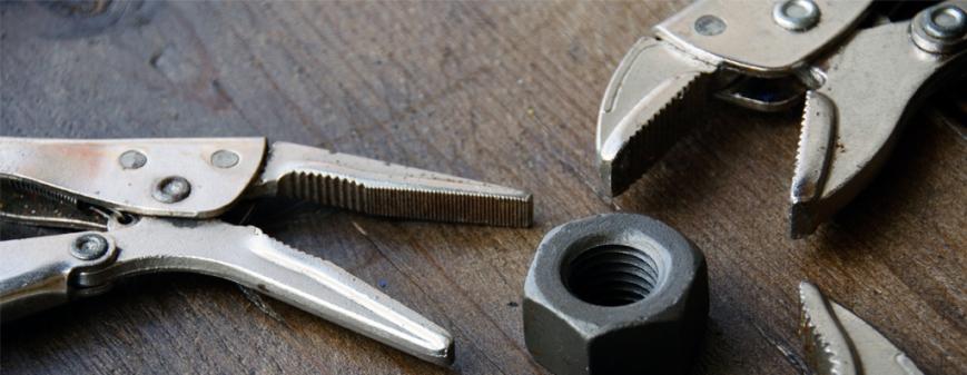 Locking Pliers - Essential Tools
