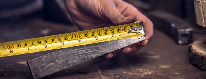 Tape Measure - Essential Tools