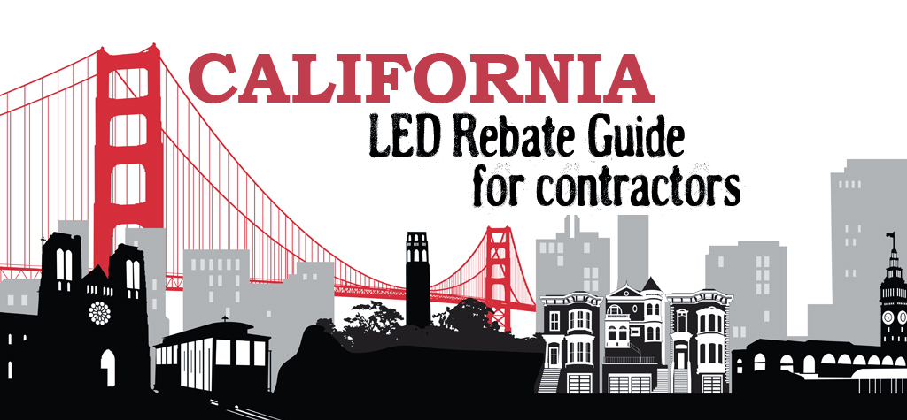 California LED Rebate Guide for Contractors Attention Lighting Contractors in California!  sc 1 st  Wholesale Contractor Supply & LED Rebates in California | Wholesale Contractor Supply azcodes.com
